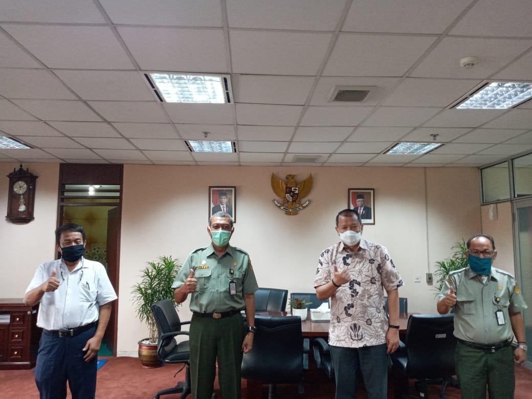 Pertemuan Silaturahmi ASPPHAMI dan Badan Karantina Pertanian